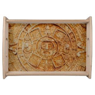 Bandeja Calendario maya de dios