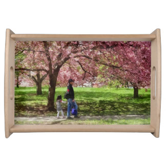 Bandeja Goce de los cerezos