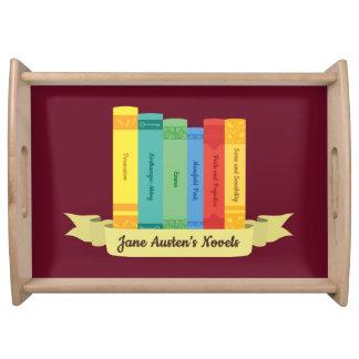 Bandeja Las novelas de Jane Austen III