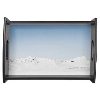 Bandeja Montañas Nevado