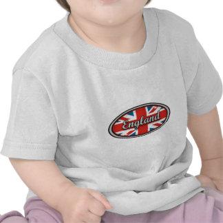 Bandera 1 de Inglaterra Camiseta