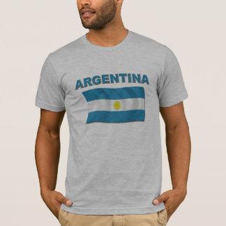 Bandera 1 de la Argentina Camiseta