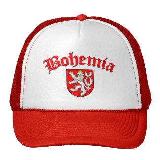 Bandera 1 (w/inscription) de Bohemia Gorro