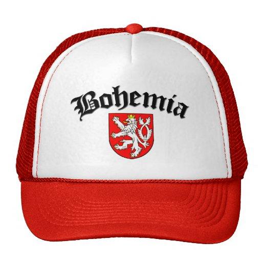 Bandera 2 de Bohemia Gorro De Camionero