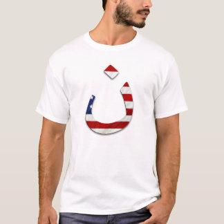 Bandera #2 del Nazarene Camiseta