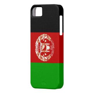 Bandera Afganistán - Funda Carcasa iPhone 5 5S iPhone 5 Case-Mate Coberturas