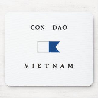 Bandera alfa de la zambullida de Dao Vietnam de la Alfombrilla De Ratón