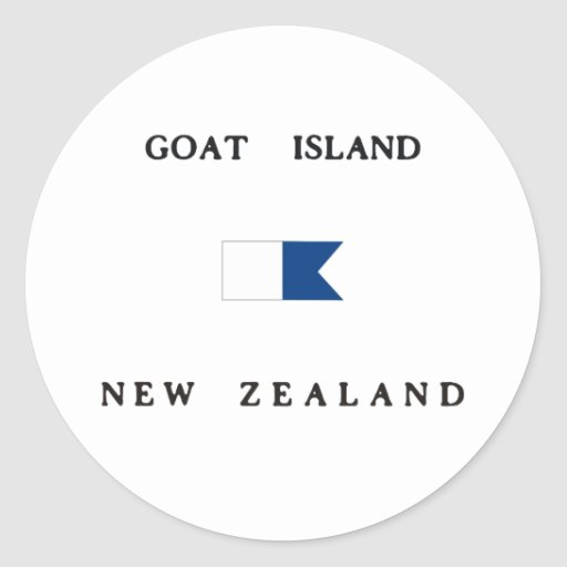 Bandera alfa de la zambullida de Nueva Zelanda de Etiqueta