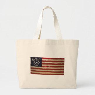 Bandera americana con 36 estrellas bolsa