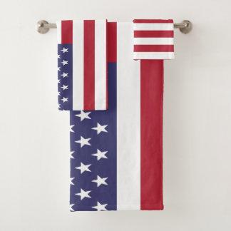 Bandera americana de los E.E.U.U. los Estados
