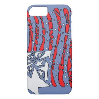 Bandera americana funda iPhone 7