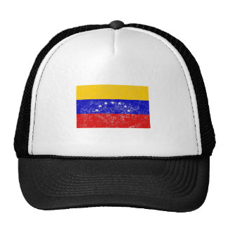Bandera apenada de Venezuela Gorras De Camionero