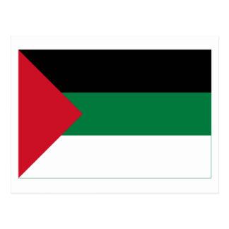 Bandera árabe de la rebelión postal