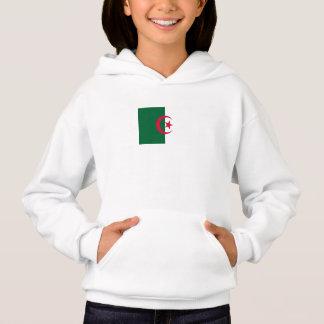 Bandera argelina patriótica