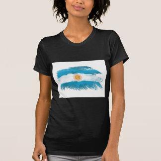 Bandera artística de la Argentina - diseño Camiseta