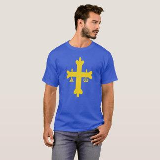 Bandera Asturias Camiseta