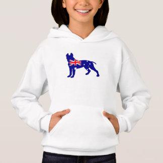 Bandera australiana - pitbull Terrier