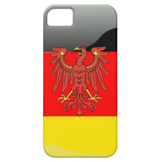Bandera brillante de Alemania Funda Para iPhone SE/5/5s