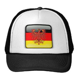 Bandera brillante de Alemania Gorros
