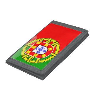 Bandera brillante de Portugal
