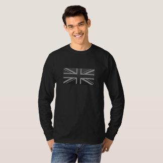 Bandera británica de MetalCore Camiseta