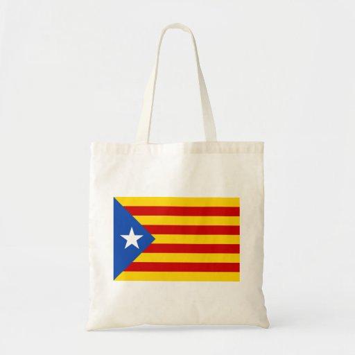 """Bandera catalana de la independencia de """"L'Estelad Bolsa"""