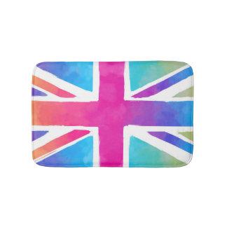 Bandera colorida de Union Jack
