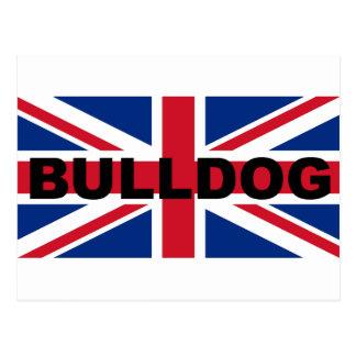 bandera conocida de Inglaterra United_Kingdom del Postal