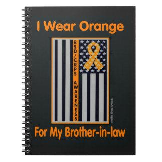 Bandera/cuñado… RSD/CRPS Cuaderno