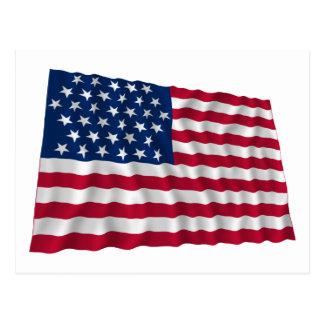 bandera de 35 estrellas, modelo de la colmena postal