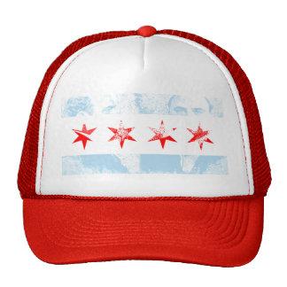 Bandera de Al Capone Chicago Gorro