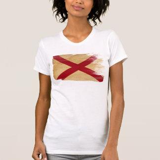 Bandera de Alabama Camisas