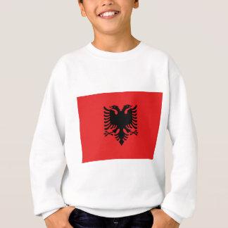 Bandera de Albania - Flamuri i Shqipërisë Sudadera
