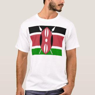 Bandera de alta calidad de Kenia Camiseta