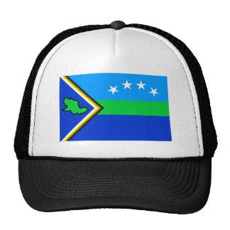Bandera de Amacuro del delta Gorras De Camionero