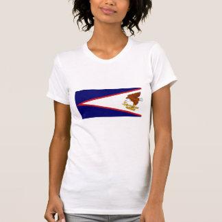 Bandera de American Samoa Camiseta
