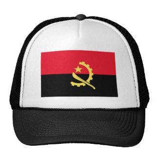 Bandera de Angola Gorro