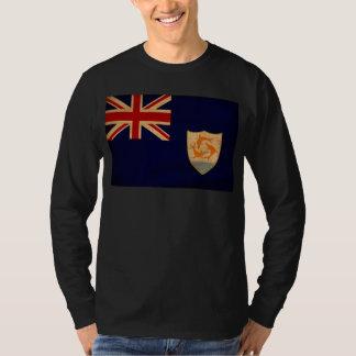 Bandera de Anguila Camisetas