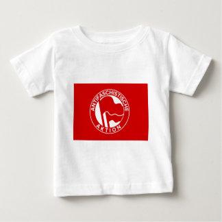 Bandera de Antifalogo_alt2_fahne Camiseta De Bebé