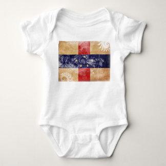 Bandera de Antillas holandesas Camiseta