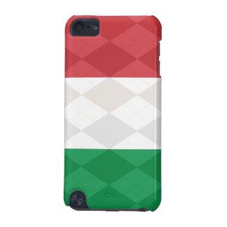 Bandera de Argyle de Italia Funda Para iPod Touch 5G