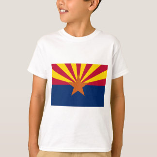 Bandera de Arizona Camiseta
