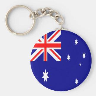Bandera de Australia Llavero
