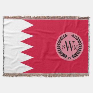 Bandera de Bahrein Manta