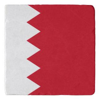 Bandera de Bahrein Salvamanteles