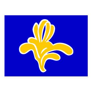 Bandera de Bélgica Bruselas Postal