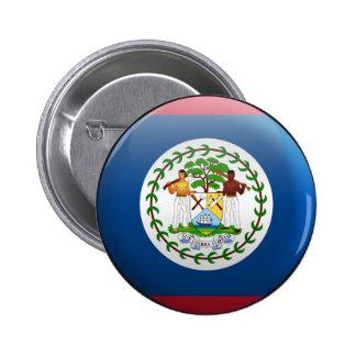Bandera de Belice Chapa Redonda De 5 Cm