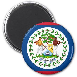 Bandera de Belice Imán