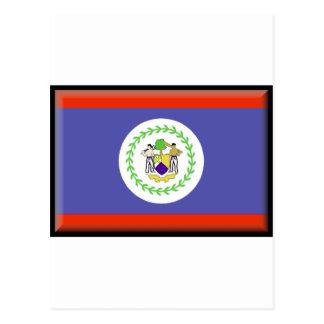 Bandera de Belice Postal