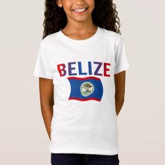 Bandera de Belice - tricolora Camiseta